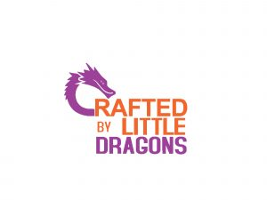 Crafted By Little Dragons Logo